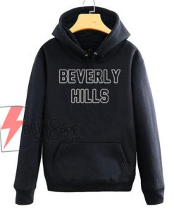 Beverly Hills hoodie On Sale