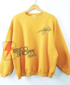 Go Pocket Freddie Mercury Sweatshirt
