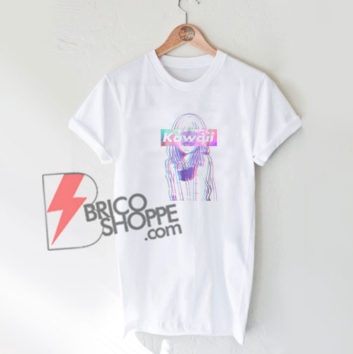 Kawaii Girl Shirt - Color Exposure - Funny Kawaii Shirt On Sale