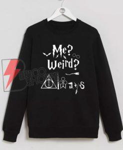 ME-WEIRD-ALWAYS---HARRY-POTTER-Sweatshirt