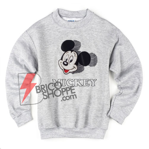 MICKEY MOUSE Sweat shier - Walt Disney Mickey Mouse Sweatshirt