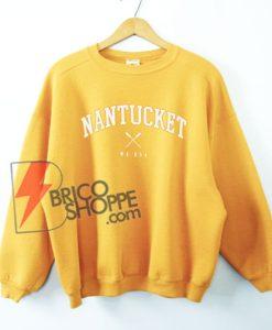 NANTUCKET-USA-Sweatshirt-On-Sale
