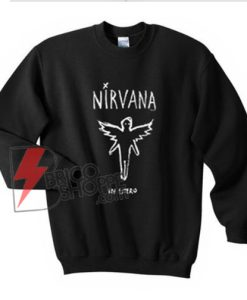 Nirvana-in-utero-Sweatshirt