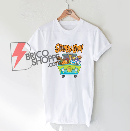 Scooby Doo T Shirt - Funny Scooby Doo Shirt On Sale