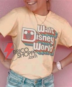Vintage Walt Disney World T-Shirt - Walt Disney Shirt
