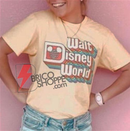Vintage Walt Disney World T-Shirt - Walt Disney Shirt