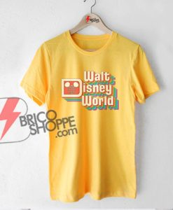 Walt Disney World T-Shirt - Vintage Walt Disney World tee - Funny's Walt Disney Shirt