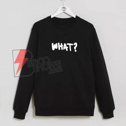 What Sweatshirt On Sale