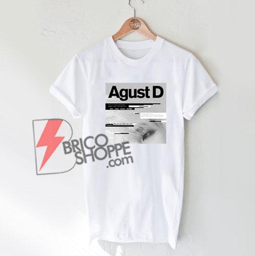 Agust-D-Suga-T-Shirt