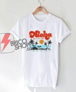 Aloha-Keep-Our-Oceans-Clean-Shirt---Funny's-Shirt