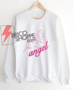 Baby-Angel-Sweatshirt---Truly-Angel-Sweatshirt----Funny's-Angel-Sweatshirt