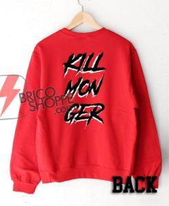 KILLMONGER-Sweatshirt
