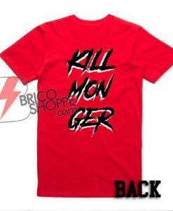 KILLMONGER-T-Shirt