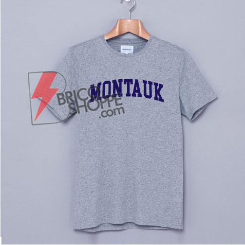MONTAUK-Shirt---Funny's-T-Shirt-On-Sale