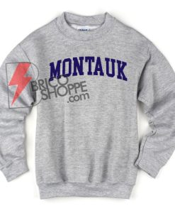 MONTAUK Sweatshirt - Funny's Sweatshirt On Sale