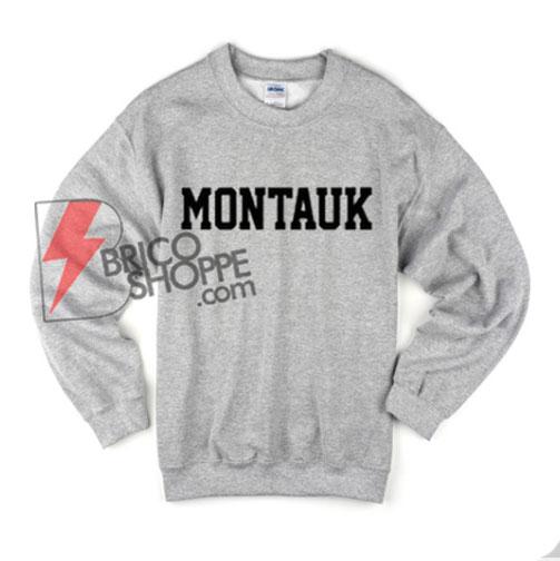 MONTAUK Sweatshirt On Sale