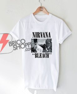Nirvana-Bleach-T-Shirt
