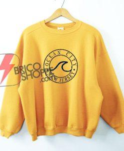 Ocean City New Jersey Sweatshirt