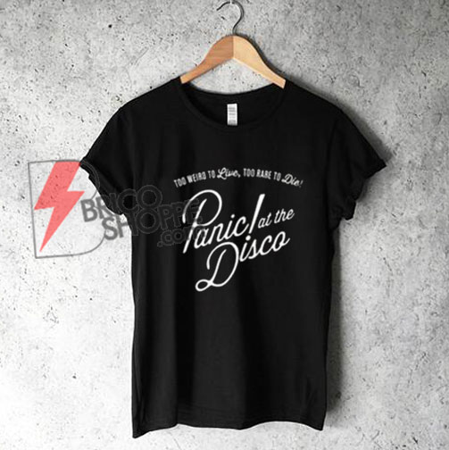 Panic At The Disco T-Shirt On Sale