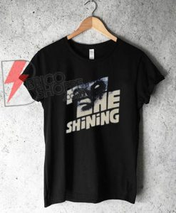 The-Shining-Poster-T-Shirt---Cult-Classic-Horror-Movie-T-Shirt