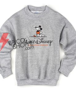 Vintage Walt Disney Animation Sweatshirt – Vintage Mickey Mouse Sweatshirt On Sale