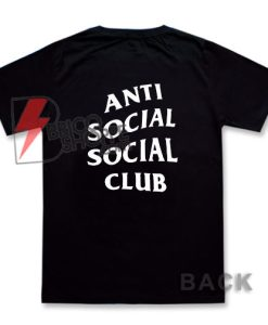 Anti-Social-Social-Club-Shirt
