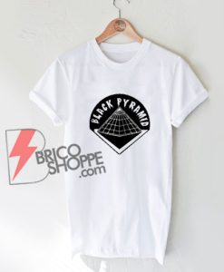 Black Pyramid T-Shirt - Funny's Shirt On Sale