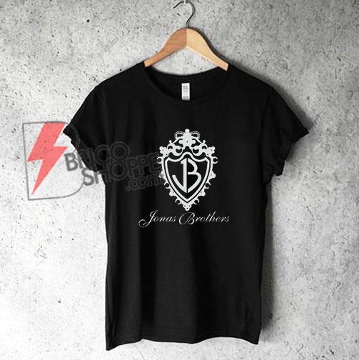 Jonas Brothers T-Shirt On Sale