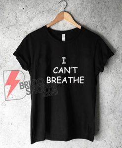 LeBron-James-wore-an--I-Can't-Breathe--t-shirt---Funny's-Shirt-On-Sale