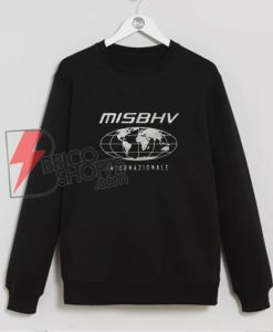 MISBHV Internazionale Sweatshirt On Sale