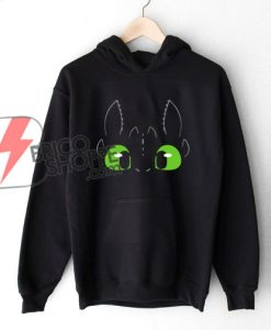 Night Fury Dragon Hoodie - Funny's Hoodie On Sale