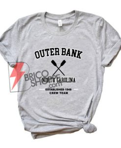 OUTER-BANK-North-Carolina-T-shirt