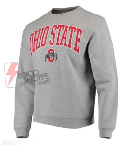 Ohio State Buckeyes Arch Logo - Funny's Sweatshirt On Sale