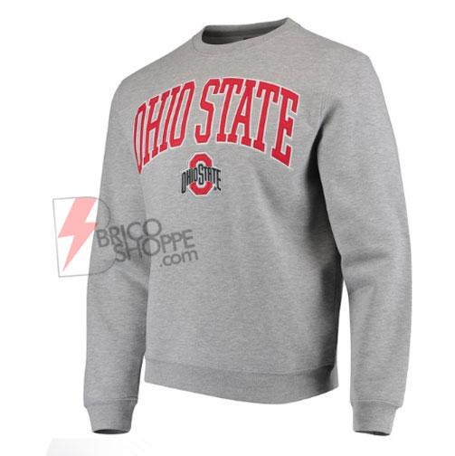 Ohio State Buckeyes Arch Logo - Funny's Sweatshirt On Sale