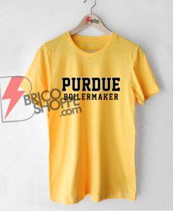 PURDUE-BOILERMAKER-T-Shirt
