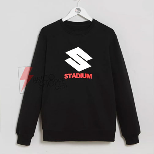 PURPOSE TOUR STADIUM JUSTIN BIEBER Sweatshirt