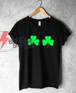 St Patty's Day Top Shamrocks T-Shirt - Funny's Shirt On Sale