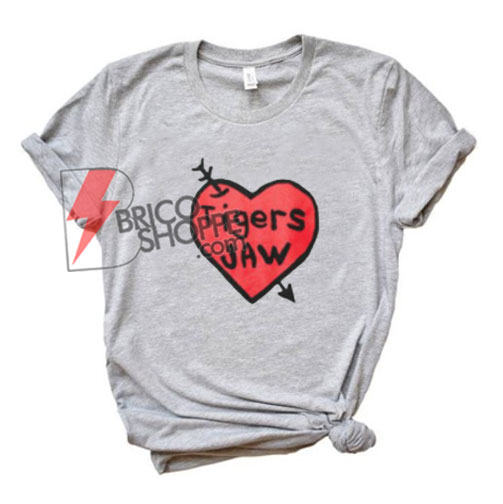 Tigers Jaw T-Shirt - Funny's Shirt On Sale