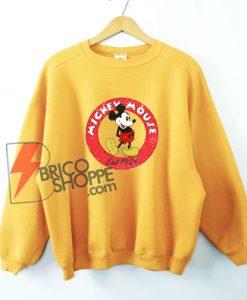 Vintage-Disney-Sweatshirt---Mickey-Mouse-Est-1928-Sweatshirt---Funny's-Disney-Sweatshirt