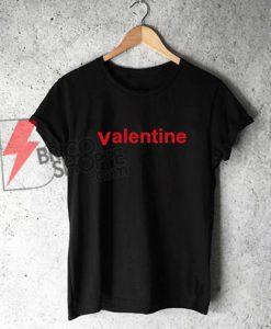 valentine Shirt - Ashton Irwin Shirt - 5secondsofsummer Shirt - Funny Shirt On Sale