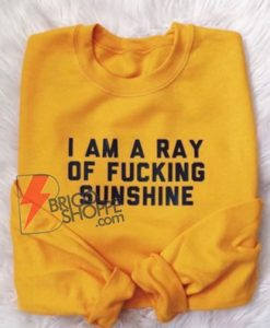 I-AM-A-RAY-OF-FUCKING-SUNSHINE-Sweatshirt-On-Sale