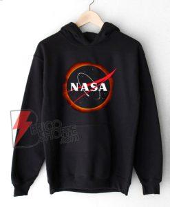 NASA-SOLAR-ECLIPSE--Hoodie