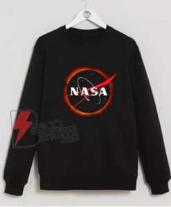 NASA-SOLAR-ECLIPSE-Sweatshirt