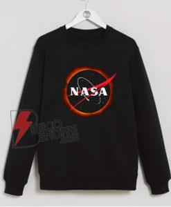 NASA-SOLAR-ECLIPSE-Sweatshirt