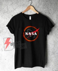 NASA-SOLAR-ECLIPSE-T-Shirt-On-Sale
