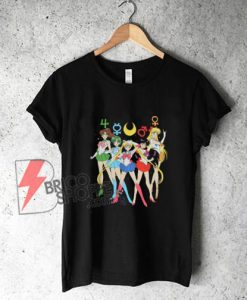 Sailor-Moon-Group-Symbols-T-Shirt