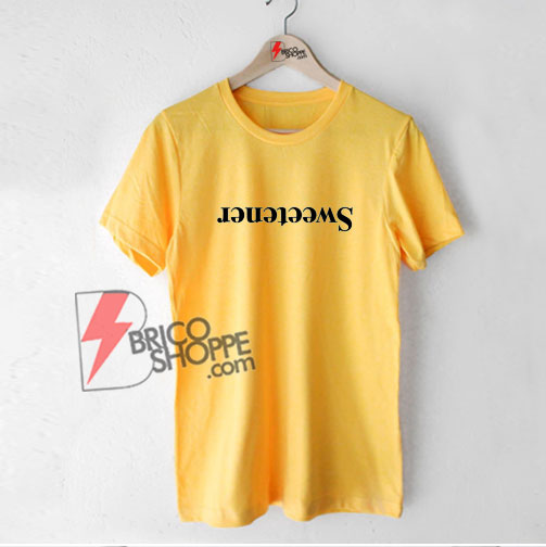 Sweetener T shirt No tears left you cry