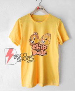 vintage-Disney-Shirt---Chip-n-Dale-Shirt---Funny's-Disney-Shirt-On-Sale