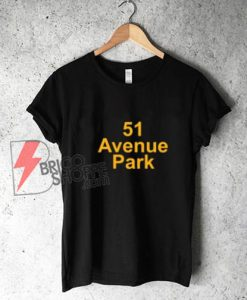 51-Avenue-Park-Shirt---Funny's-Shirt-On-Sale