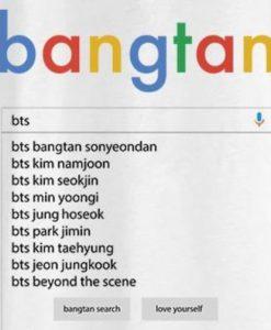 BTS-Search - Funny's-Bangtan-seach